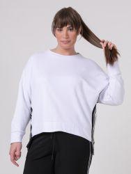 Long-sleeve sweatshirt REAL PWR