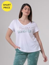 Cotton top 'Beautiful Disaster'