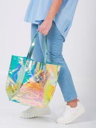 Τσάντα shopper hologram
