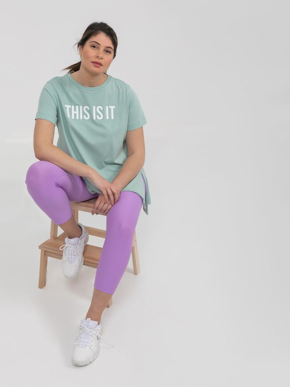 Cotton top 'THIS IS IT'