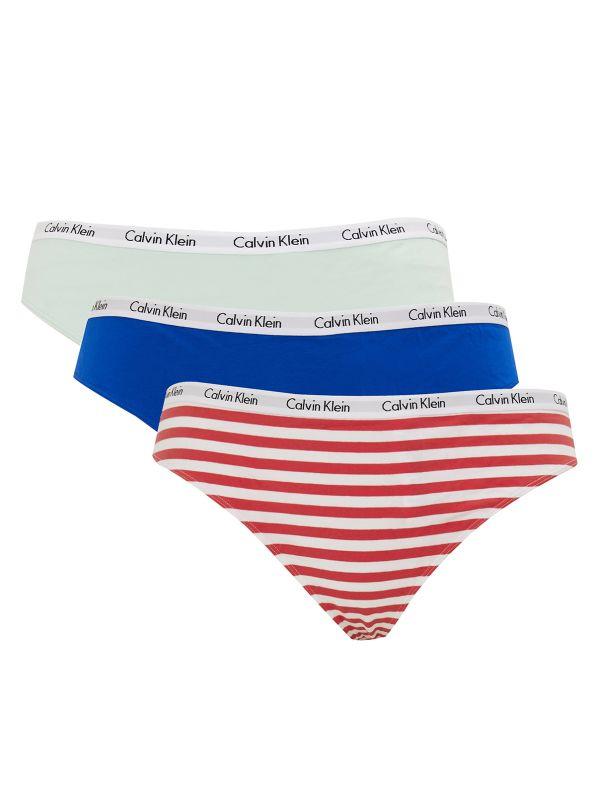 CALVIN KLEIN   3 Pack Thongs
