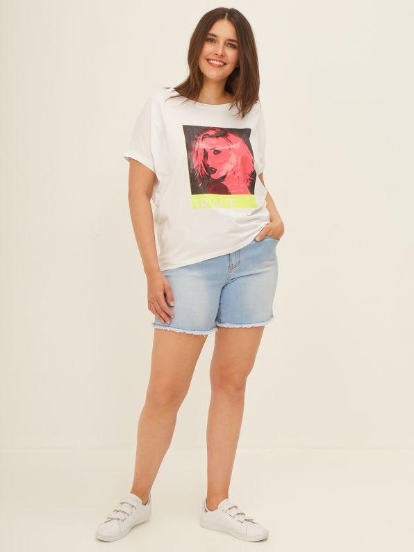 Μπλούζα t-shirt 'Grace'