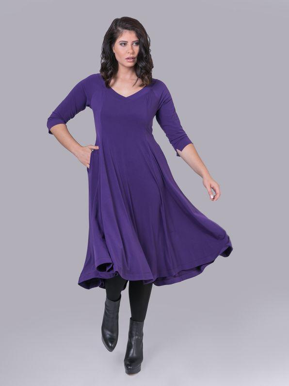 Φόρεμα super jersey V