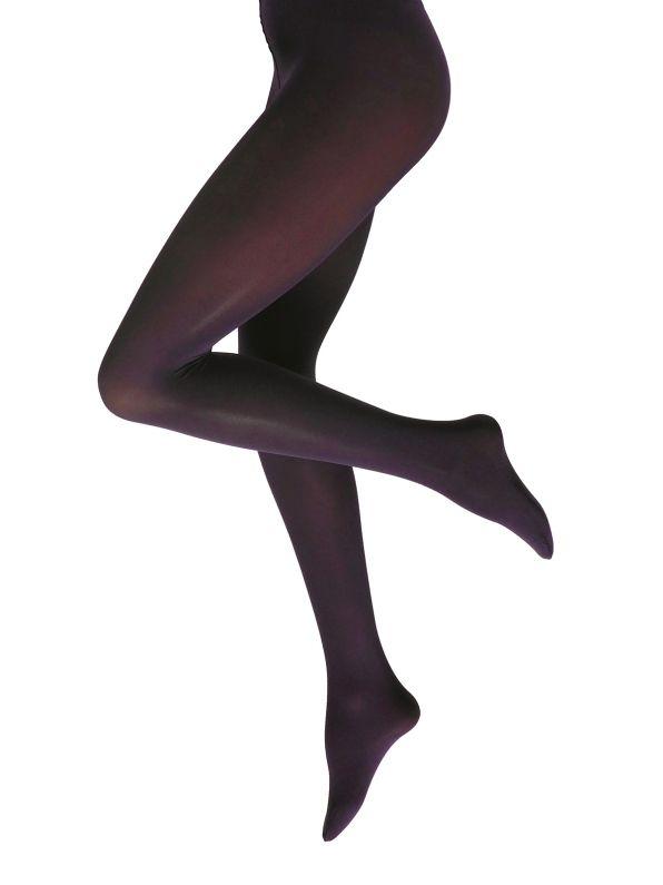 60 DENIER tights PURPLE