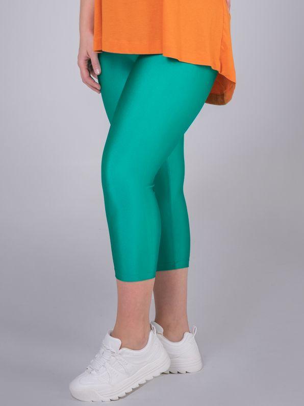 Shiny 7/8 leggings