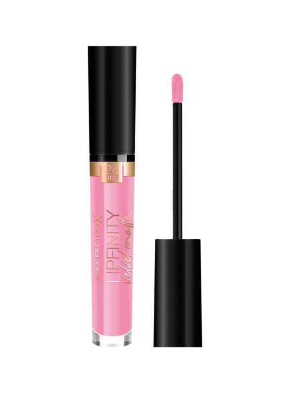 Lipfinity Velvet Matte Liquid Lip | 060 Pink Dip