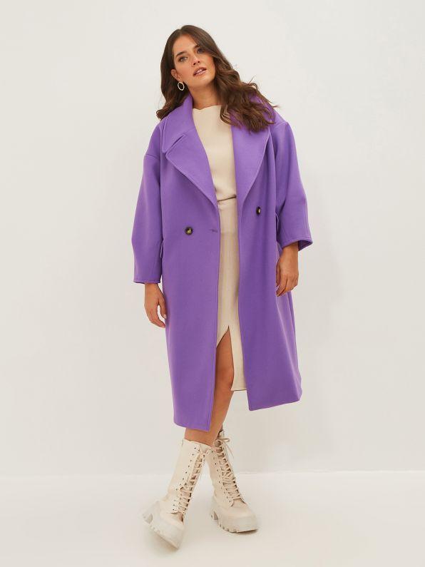Oversize coat