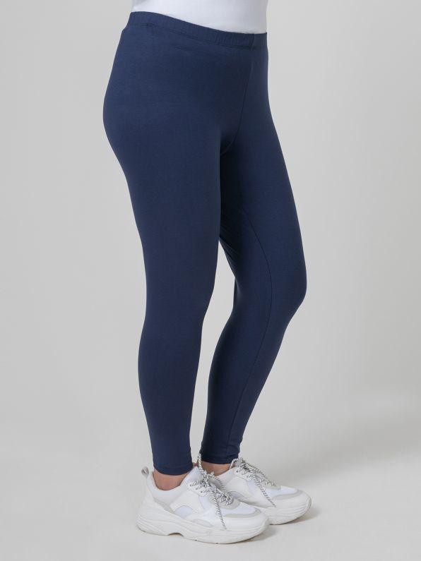 Leggings with elasticated waist