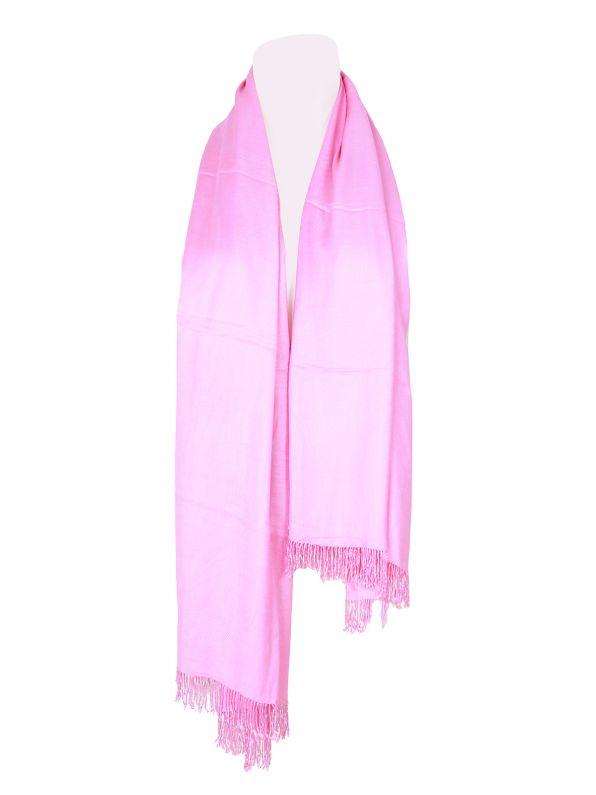 Μακρύ φουλάρι ροζ