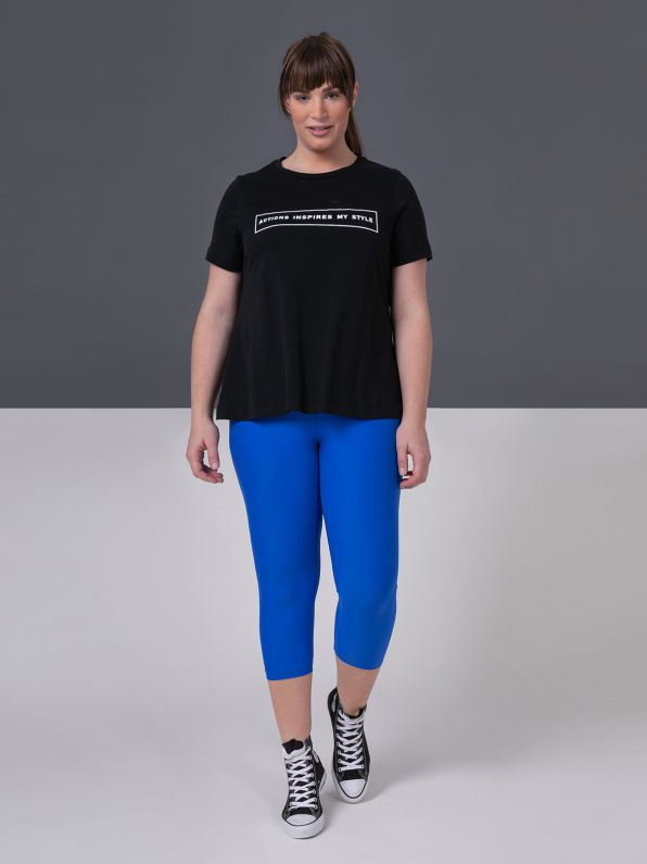 Super elastic leggings 7/8