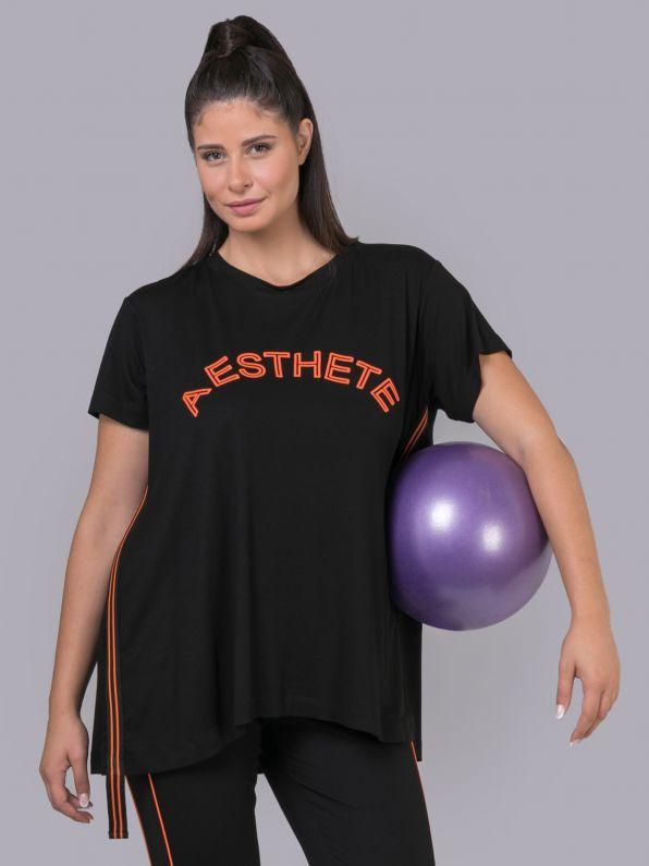 Μπλούζα βισκόζη 'Aesthete' | Comfort Collection