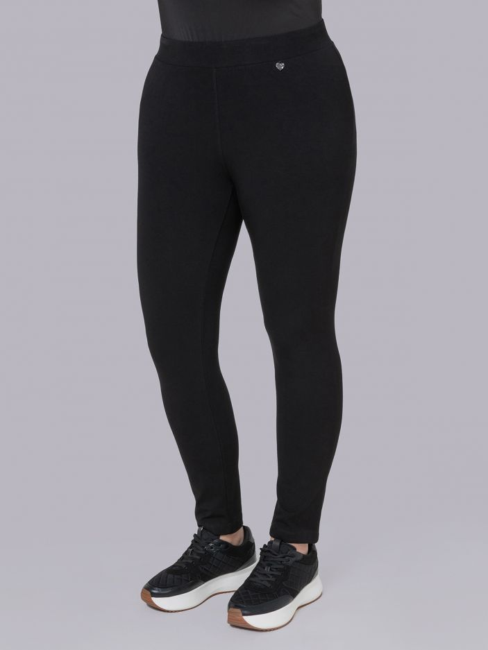 Basic viscose/lycra leggings