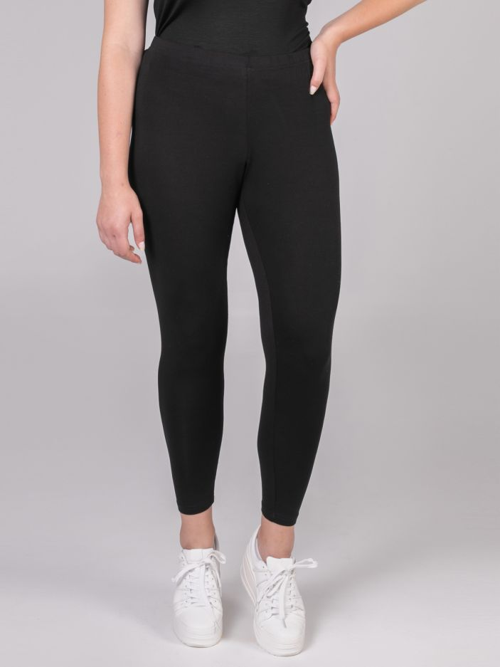 Basic viscose leggings