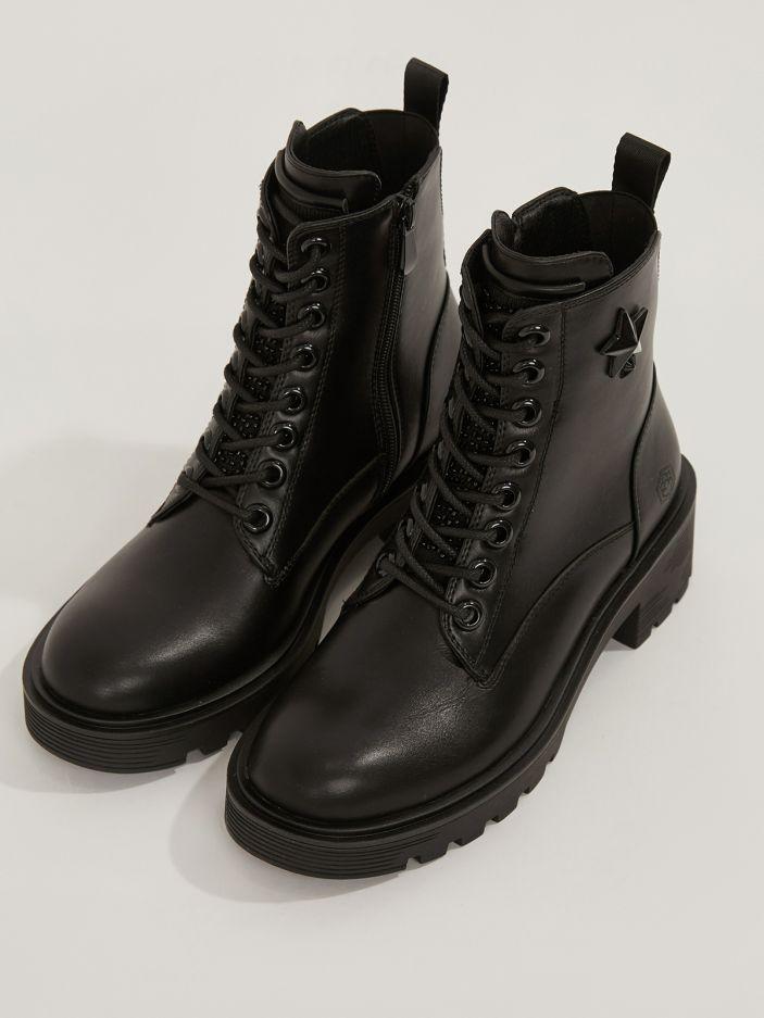 LUMBERJACK | Ramone Kombat Boots