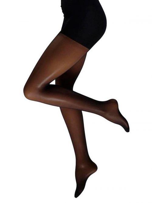 Shapewear 30 DENIER tights BLACK