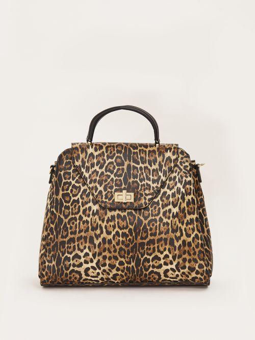 Τσάντα animal print