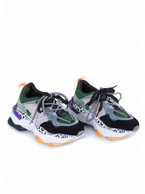 Πολύχρωμα chunky sneakers