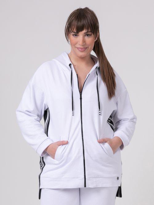 Hoodie jacket REAL PWR