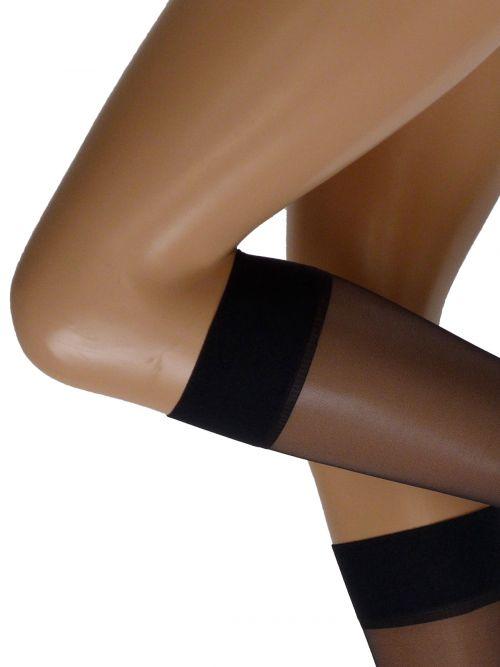 Knee-high 18 DENIER socks
