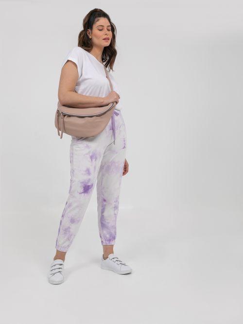 Δερμάτινη τσάντα μέσης