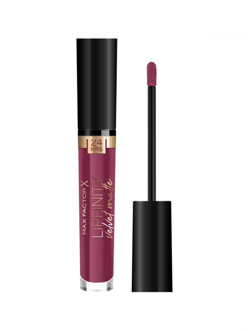 MAX FACTOR Lipfinity Velvet Matte Liquid Lip | 050 Satinberry