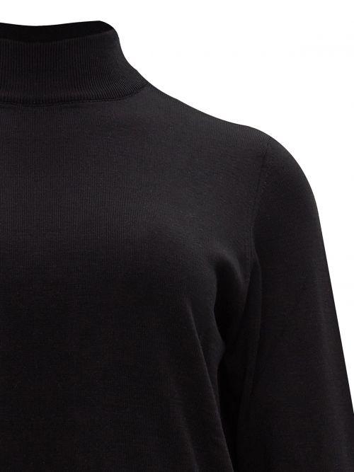 Μπλούζα πλεκτή ζιβάγκο