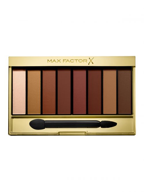 MAX FACTOR Masterpiece Nude Palette | 007 Matte Sunset