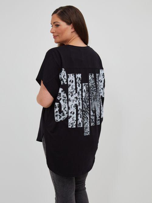 Μπλούζα βαμβακερή 'Shine'