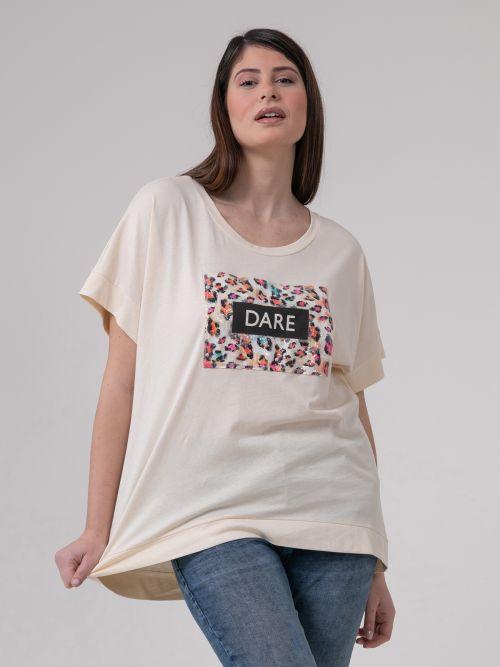 Μπλούζα βαμβακερή 'Dare'