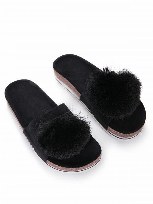 Pompom sliders