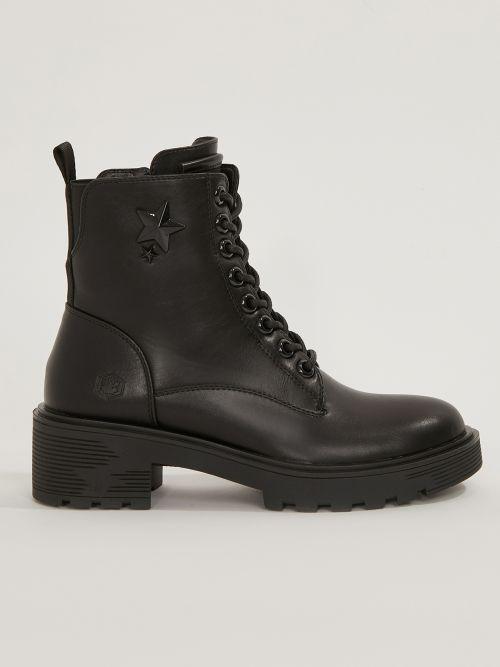 LUMBERJACK | Ramone Kombat Boots Nobesto Leather
