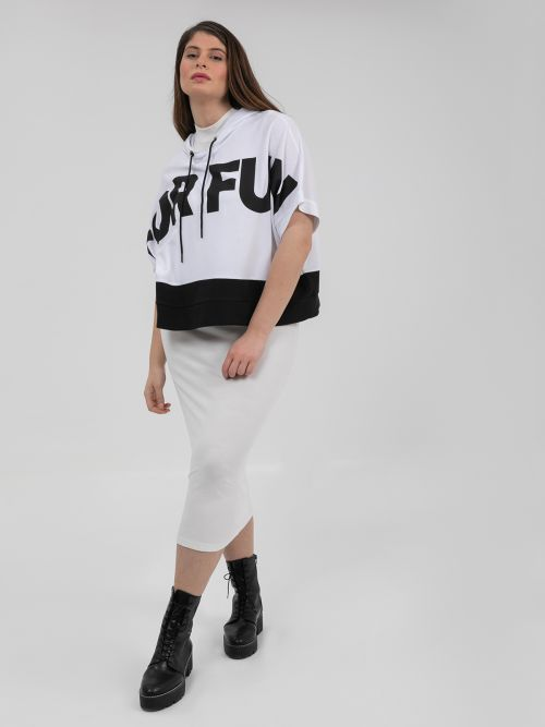 Μπλούζα φούτερ FOR FUN