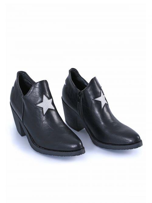 Μποτάκι cowboy με αστέρι