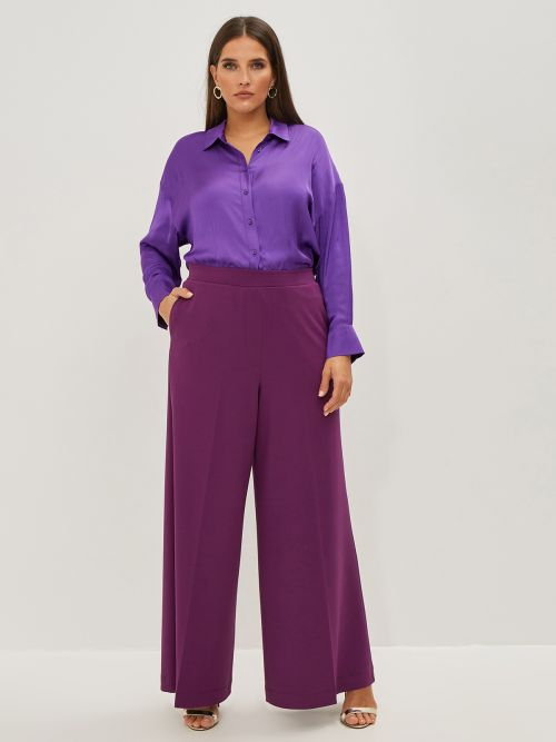 Super ελαστικό παντελόνι καμπάνα