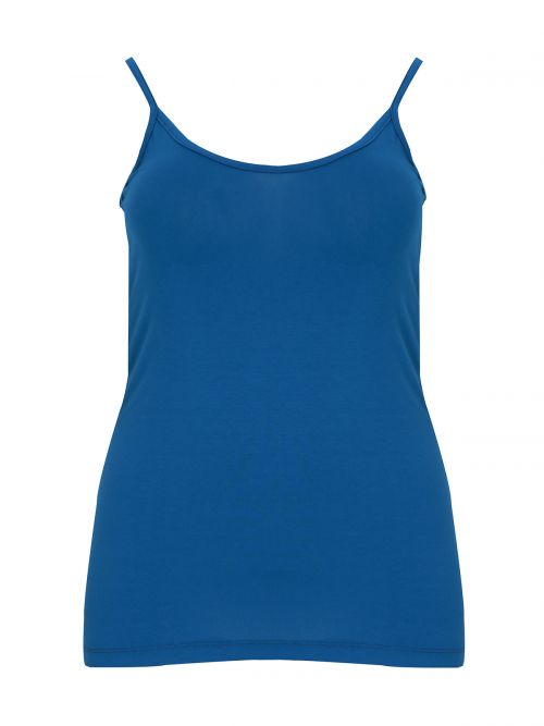 Basic viscose tank top