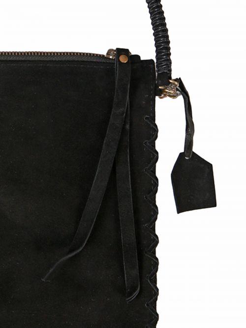 Σουέντ τσάντα mini