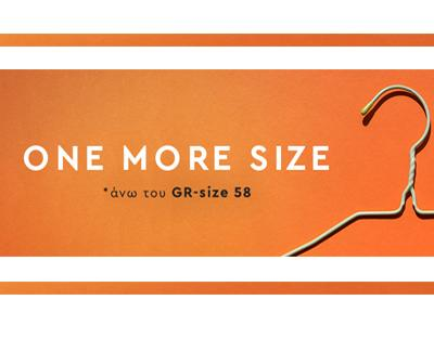 One more size by mat. fashion!