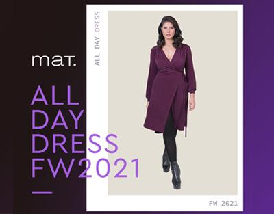 All Day Dress από τη mat. fashion!