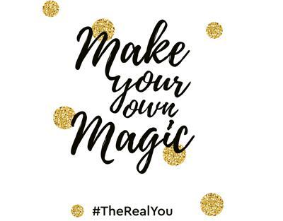 Make Your Own Magic- Συλλεκτική κάρτα #1