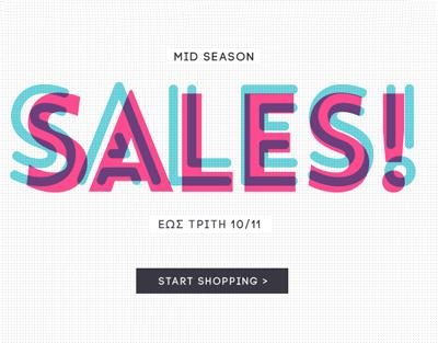 Mid-Season Sales Nov.2015