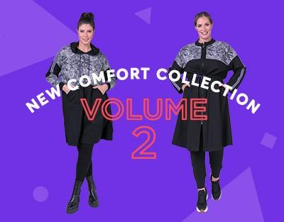 New Comfort Collection VOL.2 από τη mat. fashion!