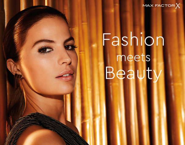 Fashion meets Beauty: Βρες τα καλλυντικά της Max Factor με -30%!