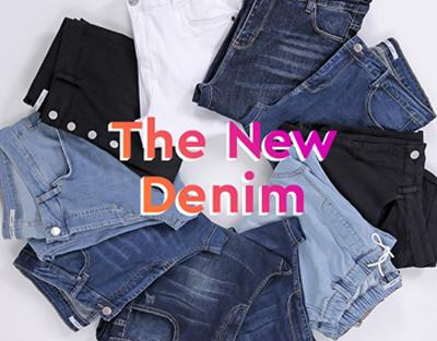 The New Denim by mat. fashion