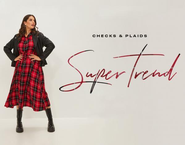 Super Trend: Checks & Plaids