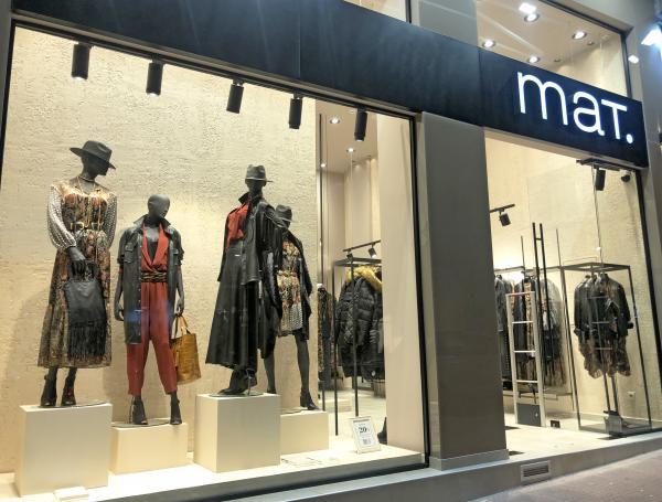 Νέο εταιρικό κατάστημα Mat στον Πειραιά!