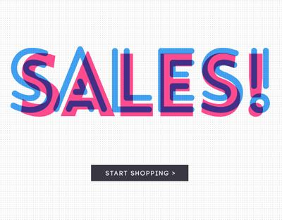 Happy New Sale